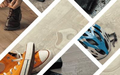 Uusia kosteudenkestäviä lattiapäällysteitä